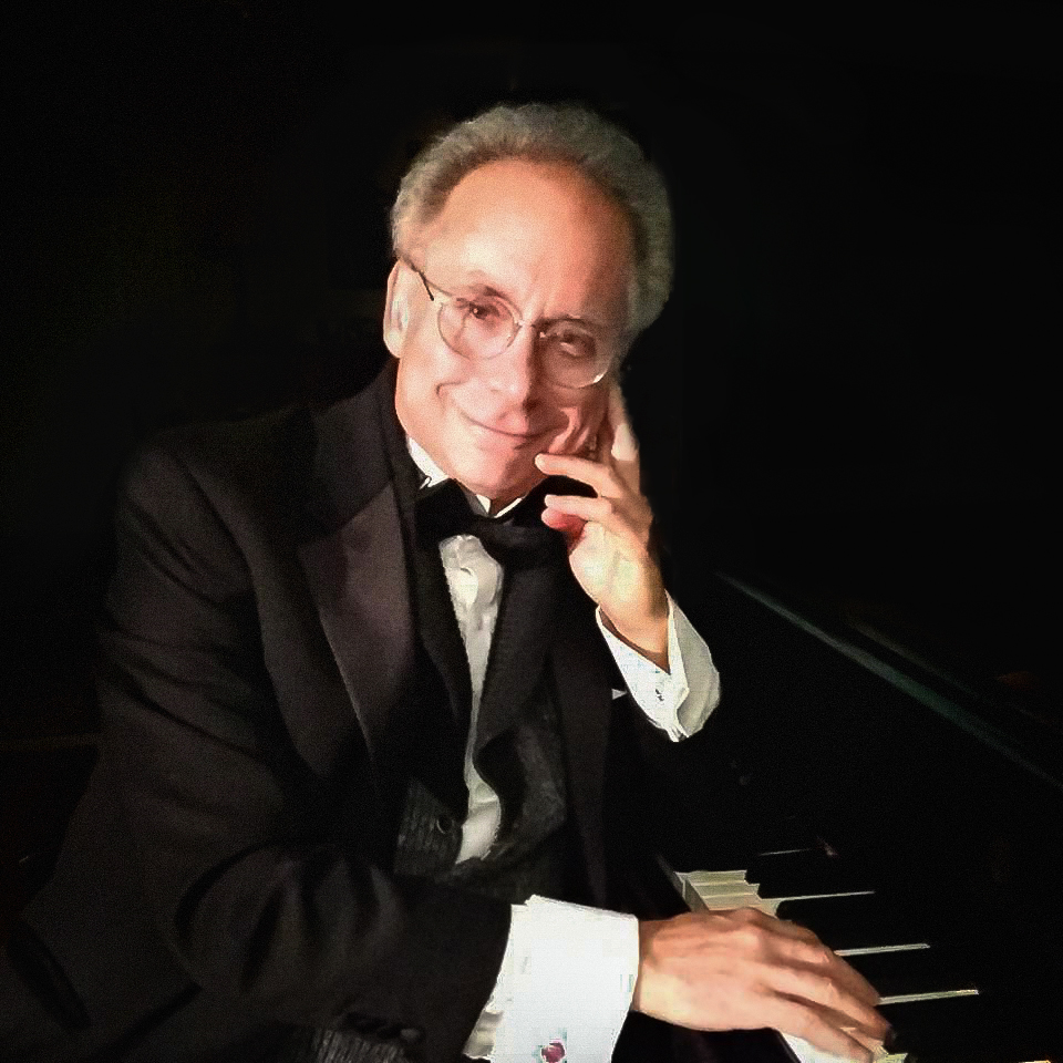 Bill In Tux At The Piano 2