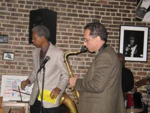 Jazz Spot In Brooklyn
